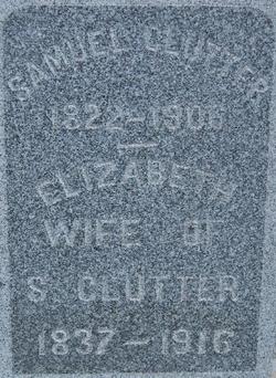 Anna Elizabeth <i>Pfeifer</i> Clutter