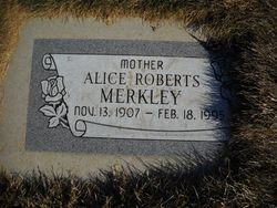 Alice Havana <i>Roberts</i> Merkley