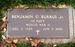 Benjamin O'Neal Burrus, Jr