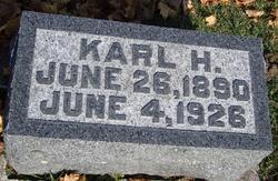 Karl Harry Mattern