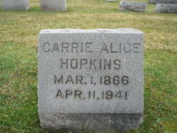 Carrie Alice Hopkins