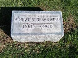 Augustus Jewell Blackwell, Sr