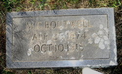 M. C. Boutwell