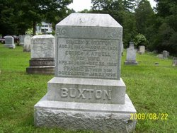 Esther A. <i>Atwell</i> Buxton