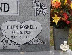Helen <i>Koskela</i> Eklund