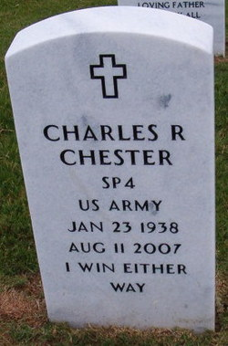 Charles R Chester