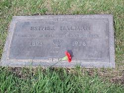 Mrs Esther Halman
