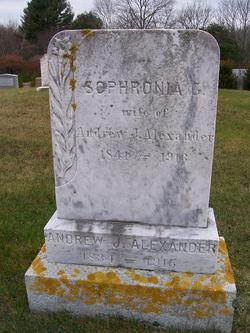 Andrew Jackson Alexander
