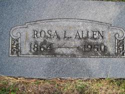 Rosa Laura <i>Wood</i> Allen