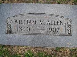 William M Allen