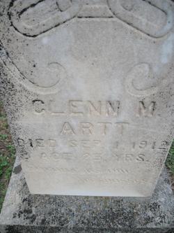 Glenn M Artt