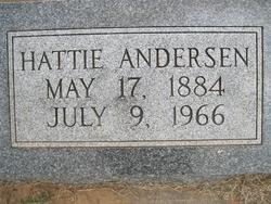 Hattie Andersen