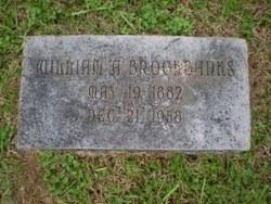 William A. Brookbanks