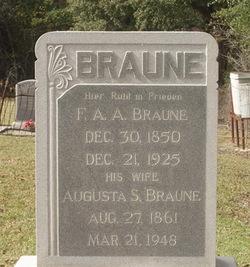 Augusta S. Braune
