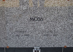 Elois <i>Carter</i> Moss