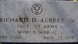 Richard D Aubrey, Jr