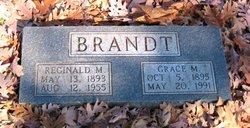 Grace M <i>Kimbrel</i> Brandt