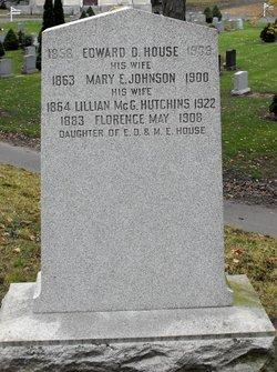 Edward D House