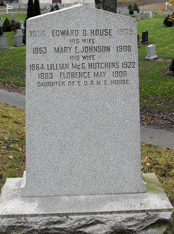 Lillian McGregor <i>Hutchins</i> House