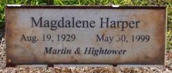 Magdalene Harper