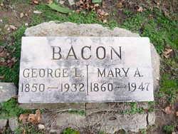 Mary Angeline <i>Boswell</i> Bacon