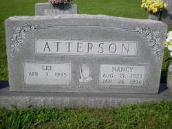 Nancy Louise <i>Cook</i> Atterson