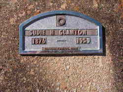 Sudie <i>Hamilton</i> Glanton