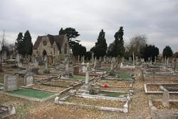 Vicarage Road Cemetery
