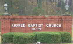 Kiokee Baptist Church Cemetery