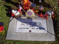 David Lee Abeyta