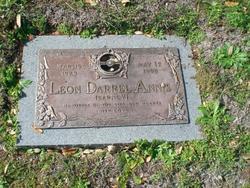 Leon Darrel Barney Annis
