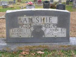 John Edmond Ailshie