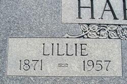 Mary Lillie <i>Craig</i> Hardman