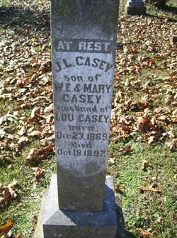 J L Casey