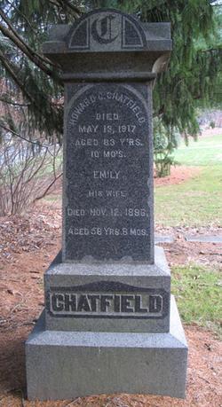 Emily G Emma <i>Carrington</i> Chatfield