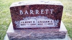 Albert F Barrett
