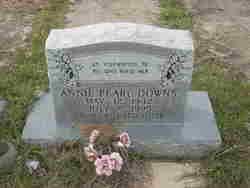 Annie Pearl Downs