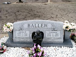Harold Arthur Ballew