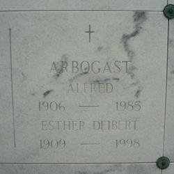 Esther <i>Deibert</i> Arbogast