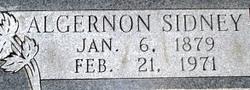 Algernon Sidney Horn