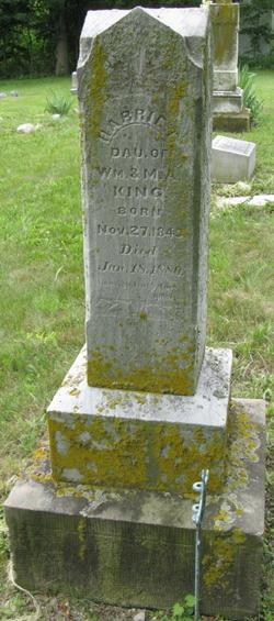 Harriet Elizabeth King