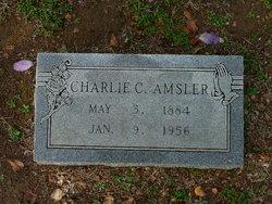 Charlie C Amsler