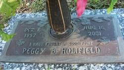 Peggy B Holifield