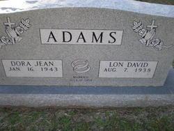 Lon David Adams