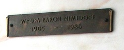 Yolanda Ofelia <i>Baron</i> Nimidoff