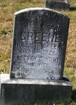Betsey C. <i>Howe</i> Greene