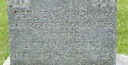 Etta O. <i>Haskins</i> Brigham
