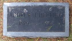Andrew Jackson Herring