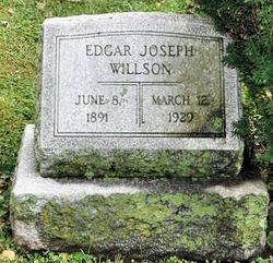 Edgar Joseph Willson