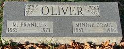 M Franklin Oliver